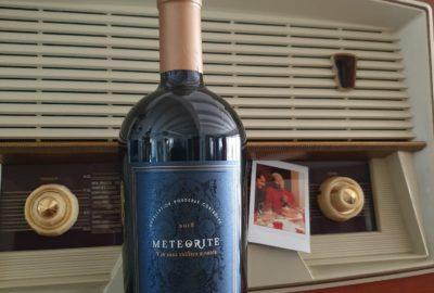 Météorite 2018 Vignobles Mouty