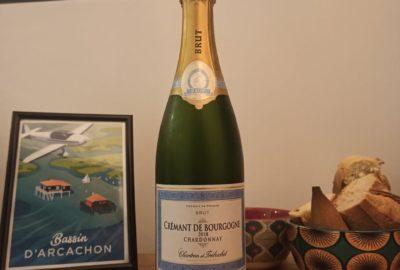 crémant bourgogne Chartron et Trebuchet